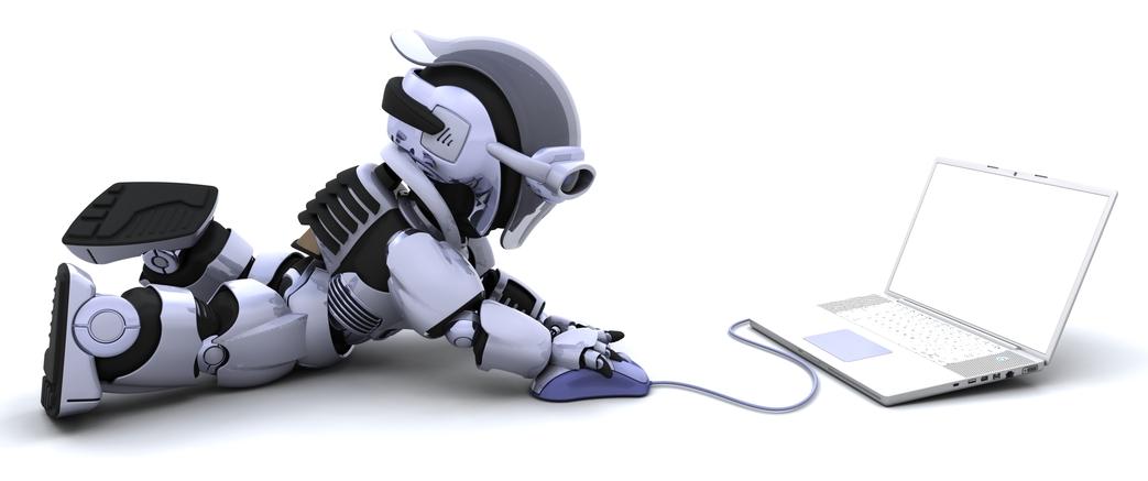 Uppehåll i robothandeln