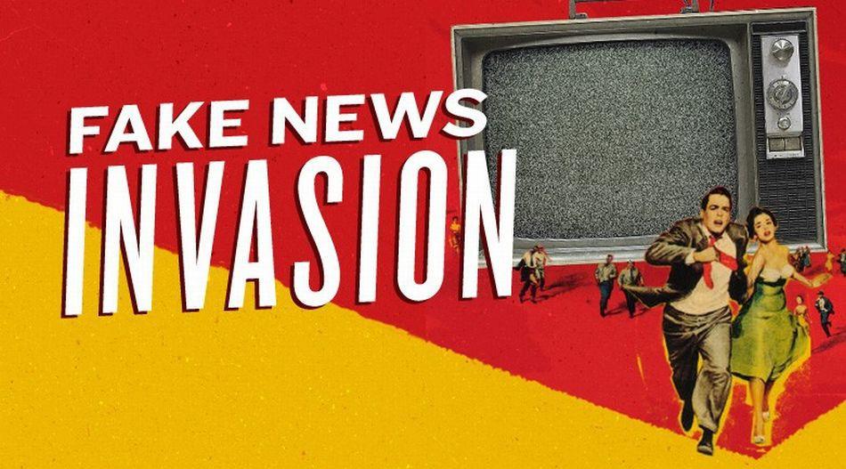 Falska nyheter från experter, Sverige nytt mål!